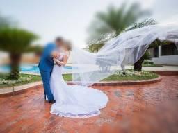 Lindo vestido de noiva!!!