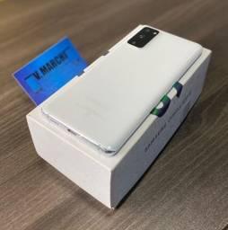 Galaxy S20FE Branco 128GB (Completo) + NF e 10 meses de garantia