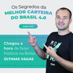 Curso Os Segredos da Melhor Carteira do Brasil por Leandro Martins - 4ª Edição do Curso