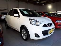 O melhor de Pernambuco Nissan March sv 1.0 12V