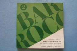 Livro Revista Barroco N° 2 - 1970