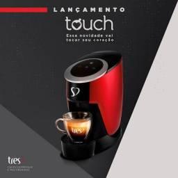 Cafeteira Touch 3corações