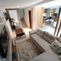 Título do anúncio: Casa de condomínio para venda tem 107 metros quadrados com 3 quartos