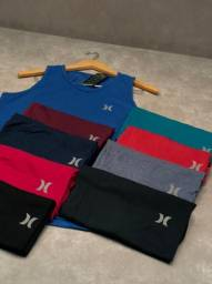 Camisas regatas masculinas