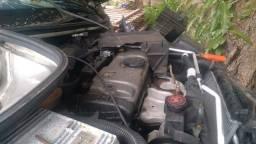 Motor Peugeot Citroen 1.4 8V, Baixa Km, Parcial ou com Cabeçote completo, Veículo baixado.