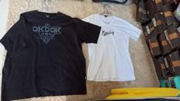 Camisas novas por apenas R$ 30 reais cada