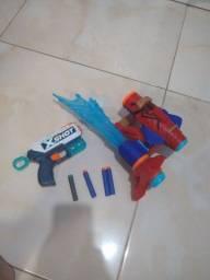 Título do anúncio: Pistolas de brinquedo.