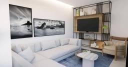 Apartamento, 85 m²,  Vista Praia  , 2 quartos, 2 suite , 3 banheiro,  1 vaga