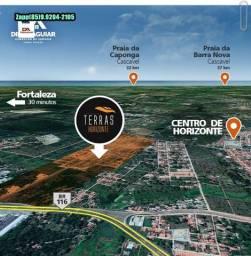 Terras Horizonte - Loteamento muito top!!!