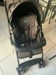 Carrinho com bebê conforto venda