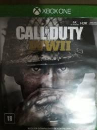 Jogo call of duty ww2