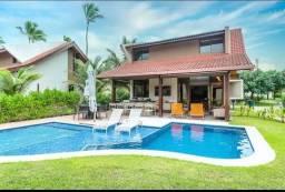 Título do anúncio: Bangalô com 5 dormitórios à venda, 209 m² por R$ 3.200.000,00 - Muro Alto - Ipojuca/PE