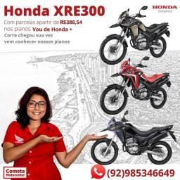 Título do anúncio: XRE300 MOTO HONDA