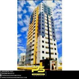 Apartamento com 2 dormitórios à venda, 71 m² por R$ 290.000 - Tambauzinho - João Pessoa/PB