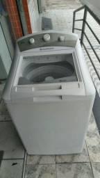 Título do anúncio: Máquina de lava 10 kilos aceito cartao