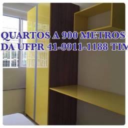 Título do anúncio: Flat em Jardim Botânico - Curitiba