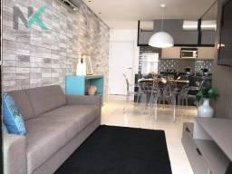Título do anúncio: Apartamento com 2 dormitórios à venda, 57 m² por R$ 309.000,00 - Poço - Maceió/AL