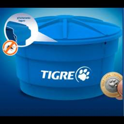 Caixa d'água 1000 litros R$ 440,00