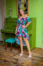 Fabricante de roupa feminina