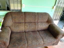 Título do anúncio: Vendo sofá 3 lugares