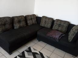 Sofa sem avarias formato L