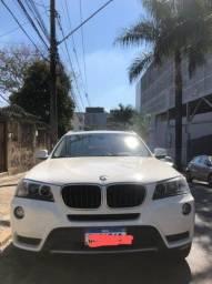 BMW X3 2014 - TETO - 55mil km -  Interior Caramelo -A Mais nova do Brasil