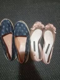 4 sapatos 37 em ótimo estado