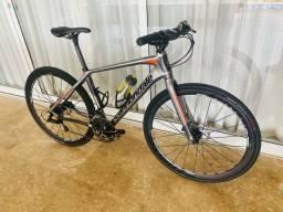 Vendo Bike rara da Cannondale modelo Quick Carbon 2 Híbrida tamanho M