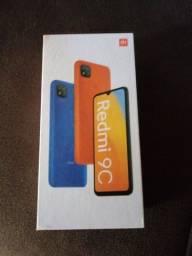 Caixa original do Redmi 9C