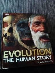 Título do anúncio: Evolução: A história da humanidade; Vol.2
