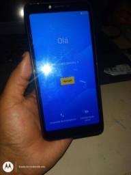 Smartphone Multilaser F novo na caixa , nunca usado com fone e carregador.
