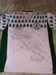 Camisa Mancha alviverde Palmeiras