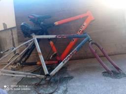 vendo quadro de bicicleta