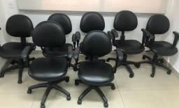 Lote 10 Cadeiras Norma NR17