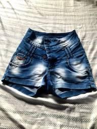 Shorts/bermuda cos alto edex número 38