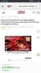 TV Sony defeito