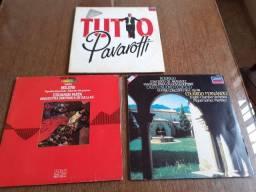 LPs de música clássica