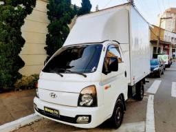 Hyundai HR 2.5 Diesel Com Bau Direção Hidraulica Doc Ok