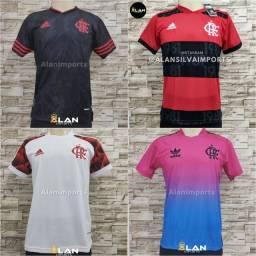 Coleção Flamengo 2021 lançamento