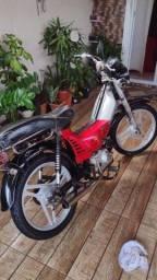 Vendendo moto