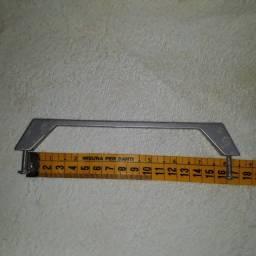 Puxadores de metal 16cm usados em João Pessoa-PB.