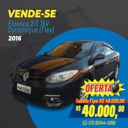 Renault Fluence 2.0 16V Dynamique 2016