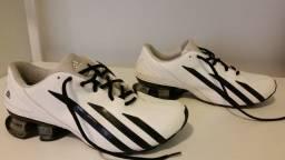 Tênis Adidas Masculino Branco - SemiNovo - Tam.42