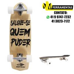 Skate Swingboard Simulador Surf Carver Abec 5 Mormaii