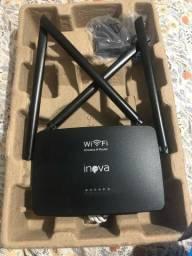Título do anúncio: Roteador 4 antenas INOVA