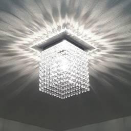 Lustre de Cristal Brilhante