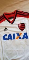 Blusa Infantil Flamengo