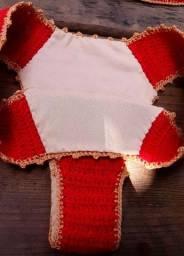 Biquíni de crochê