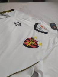 Título do anúncio: Camisa n° 2  do Sport temporada 21/22