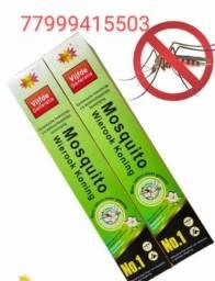 Título do anúncio: Incenso Mosquito Weirook Koning